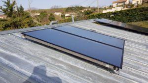 installation chauffe eau solaire bourg-de-péage romans drôme